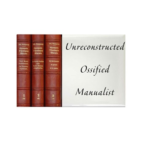 Unreconstructed Ossified Manualist Magnet