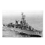 USS CASSIN YOUNG Postcards (Package of 8)