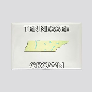 Tennessee grown Rectangle Magnet