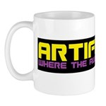 Artifiction Mug