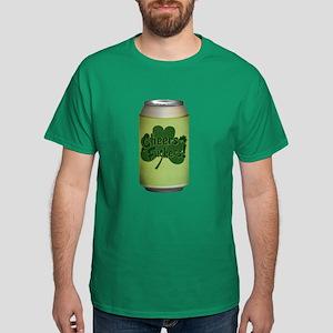 Irish Toast Beer Can Dark T-Shirt