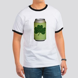 Irish Toast Beer Can Ringer T