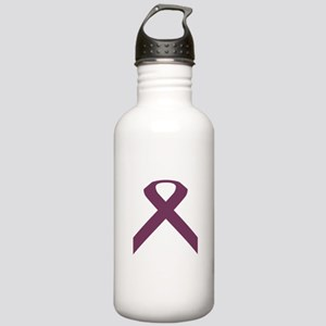 Ribbon Causes Stainless Water Bottle 1.0L