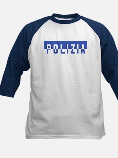 Polizia Kids Baseball Jersey