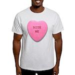 Bite Me Heart Light T-Shirt