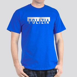 Polizia Dark T-Shirt