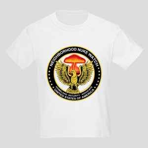 Neighborhood Nuke Watch Kids T-Shirt