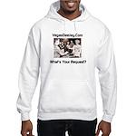 Vegasdeejay.com Dj Request Hooded Sweatshirt