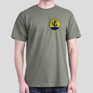 Cactus Dark T-Shirt