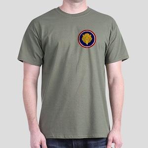 Golden Lion Dark T-Shirt