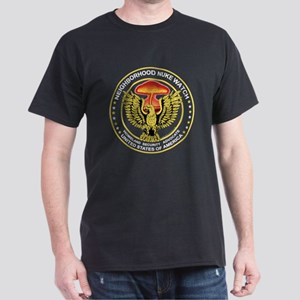 Neighborhood Nuke Watch Black T-Shirt