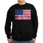 US Flag Sweatshirt (dark)