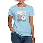 Donut and Bagel Women's Light T-Shirt