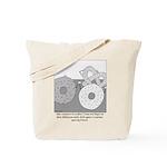 Donut and Bagel Tote Bag