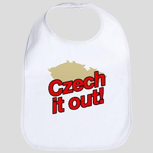 Czech it out! Bib