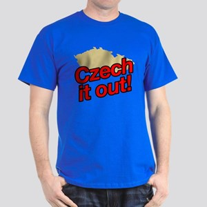 Czech it out! Dark T-Shirt