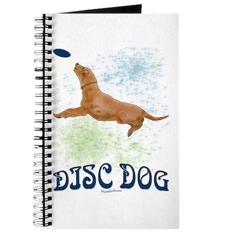 Disc Dog Journal