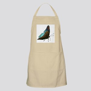 Red Spotted Purple Butterfly BBQ Apron
