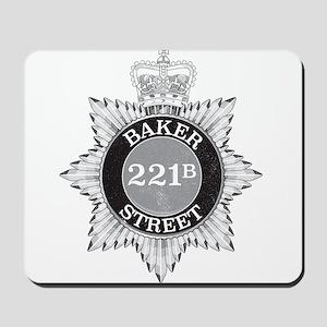 Baker Street Regulars Mousepad