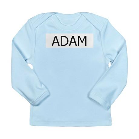 Adam 2 Long Sleeve Infant T-Shirt