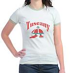 Tuscany Jr. Ringer T-Shirt
