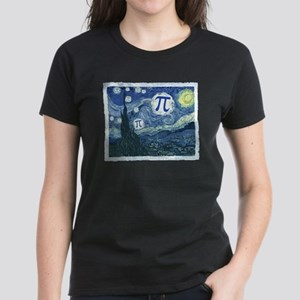 Pi in the Sky Women's Dark T-Shirt
