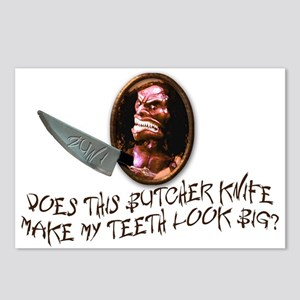 Trilogy of Terror! Postcards (Package of 8)