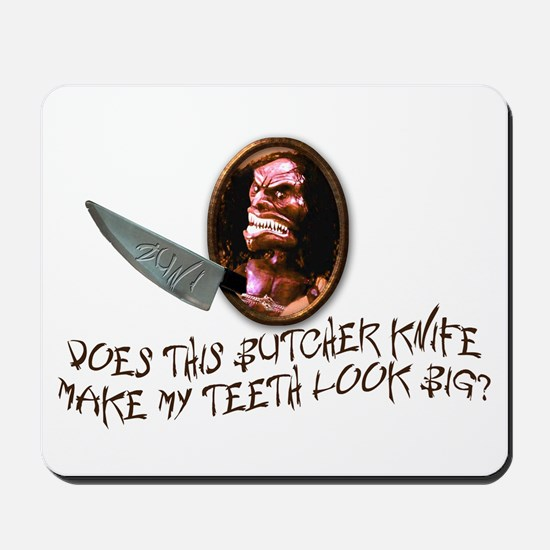 Trilogy of Terror! Mousepad