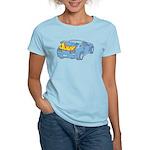 Junk in the Trunk Women's Light T-Shirt