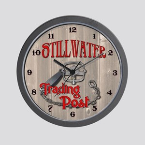 Stillwater Wall Clock