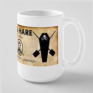 Burke & Hare Large Mug