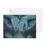 Make-Shift Angel Greeting Cards (Pk of 20)