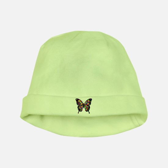 Autism Butterfly Infant Cap