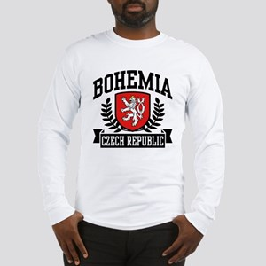 Bohemia Czech Republic Long Sleeve T-Shirt