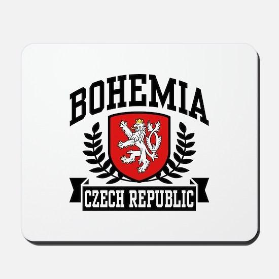 Bohemia Czech Republic Mousepad