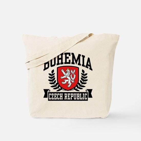 Bohemia Czech Republic Tote Bag