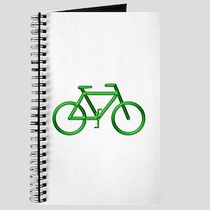 """""""Green Bike"""" Journal"""