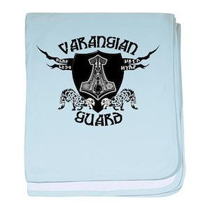 Varangian Guard baby blanket