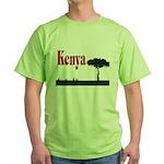 Kenya Green T-Shirt