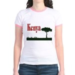 Kenya Jr. Ringer T-Shirt