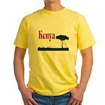 Kenya Yellow T-Shirt