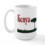 Kenya Large Mug