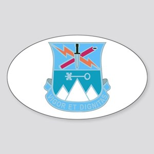 DUI - 2nd BCT - Special Troops Bn Sticker (Oval)