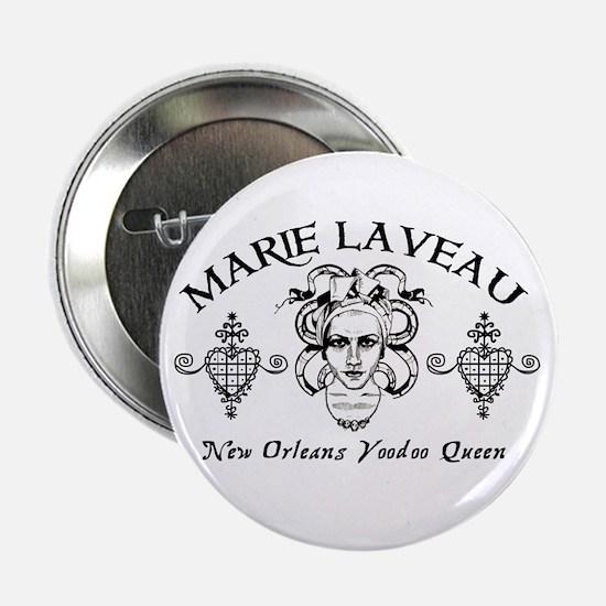 """Marie Laveau 2.25"""" Button"""