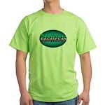 Zacatecas 2a Green T-Shirt