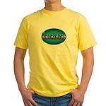 Zacatecas 2a Yellow T-Shirt
