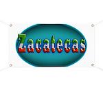 Zacatecas 2a Banner