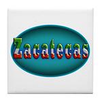 Zacatecas 2a Tile Coaster