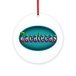 Zacatecas 2a Ornament (Round)
