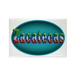 Zacatecas 2a Rectangle Magnet (10 pack)